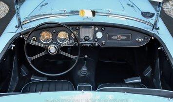 MG A Twin-Cam