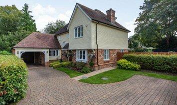 House in Brasted, England, United Kingdom 1