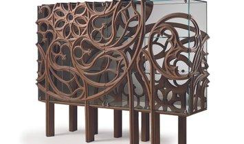 INFINITY - unique cabinet of truly authentic Italian craftmanship