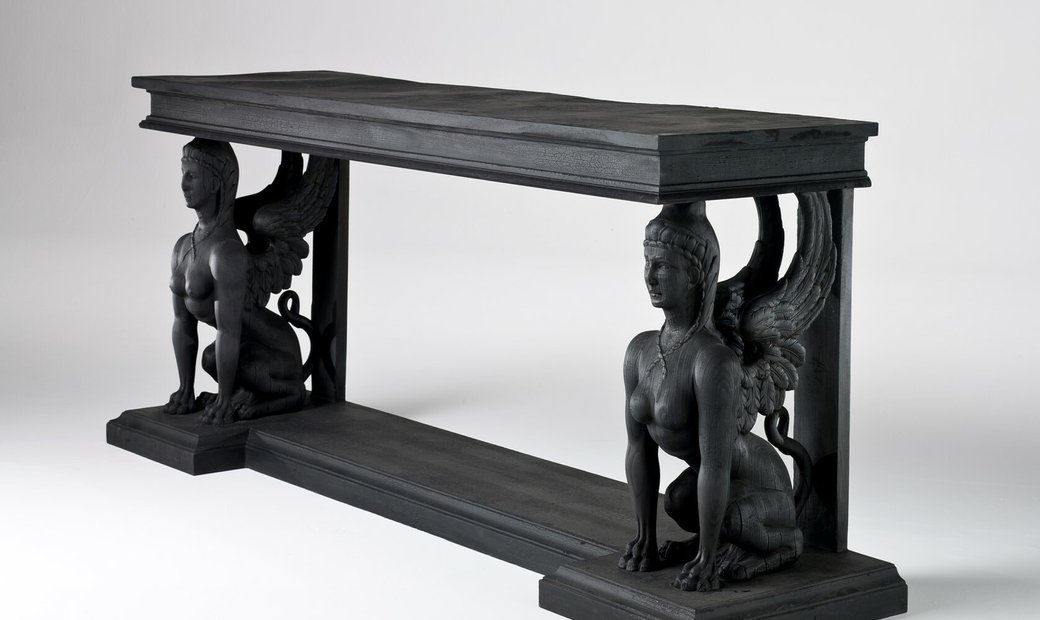 ENIGMA - astonishing consolle of truly authentic Italian craftmanship