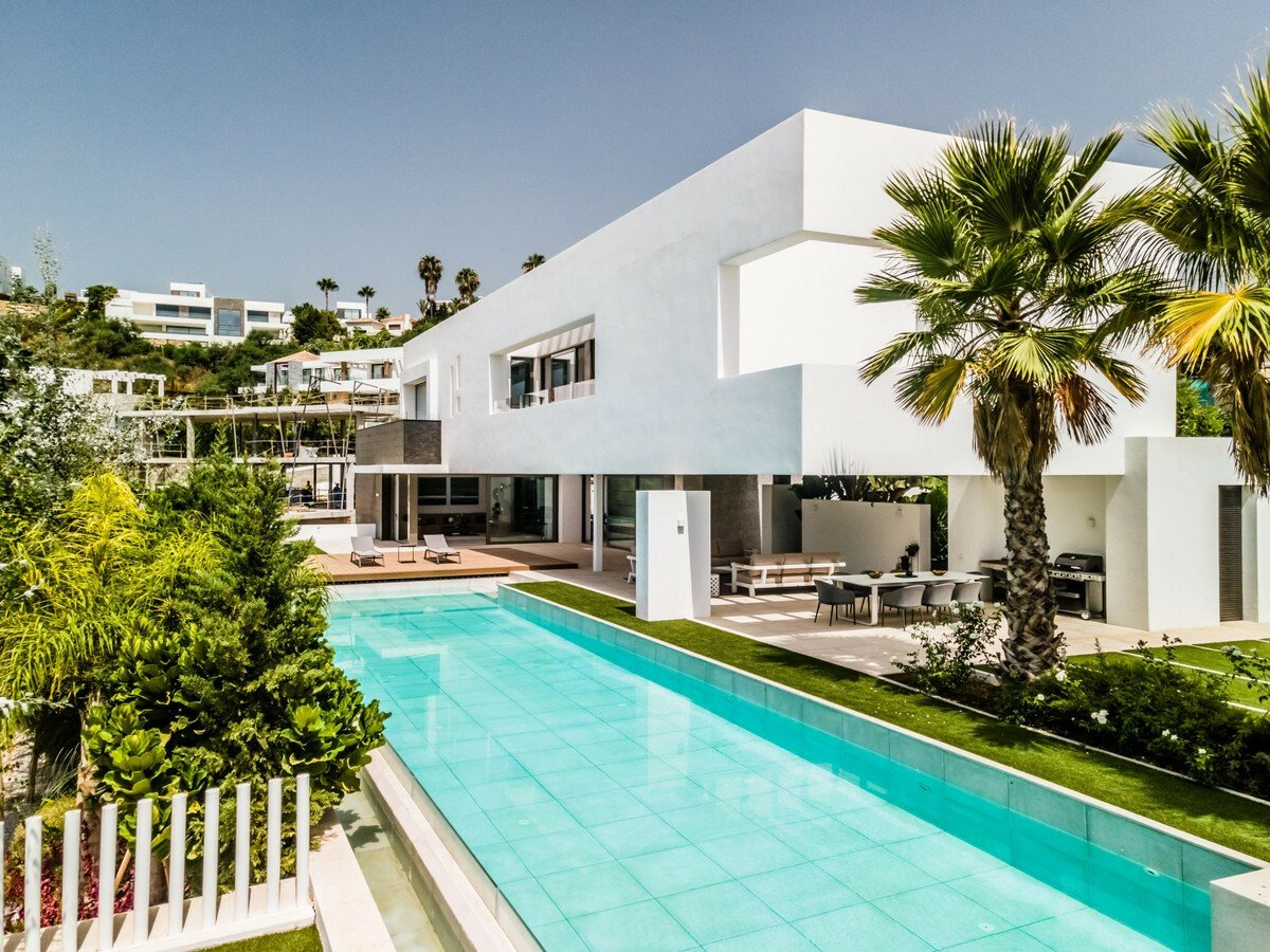 Villa in Benahavís, Andalusia, Spain 1 - 11640016