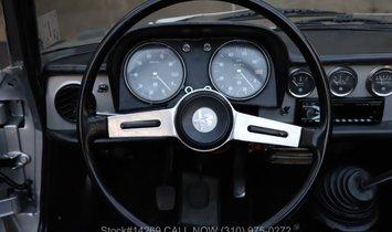 Alfa Romeo Giulia Spider 1300 Junior