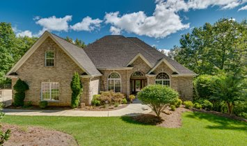 House in Ooltewah, Tennessee, United States 1