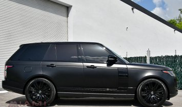 Land Rover   OVERFINCH INT Range Rover   OVERFINCH     INT