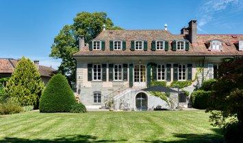 Estate in Pregny-Chambésy, Genève, Switzerland 1