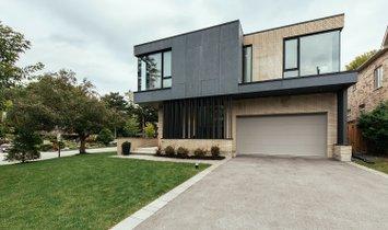House in Markham, Ontario, Canada 1