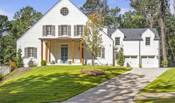 House in Sandy Springs, Georgia, United States 1