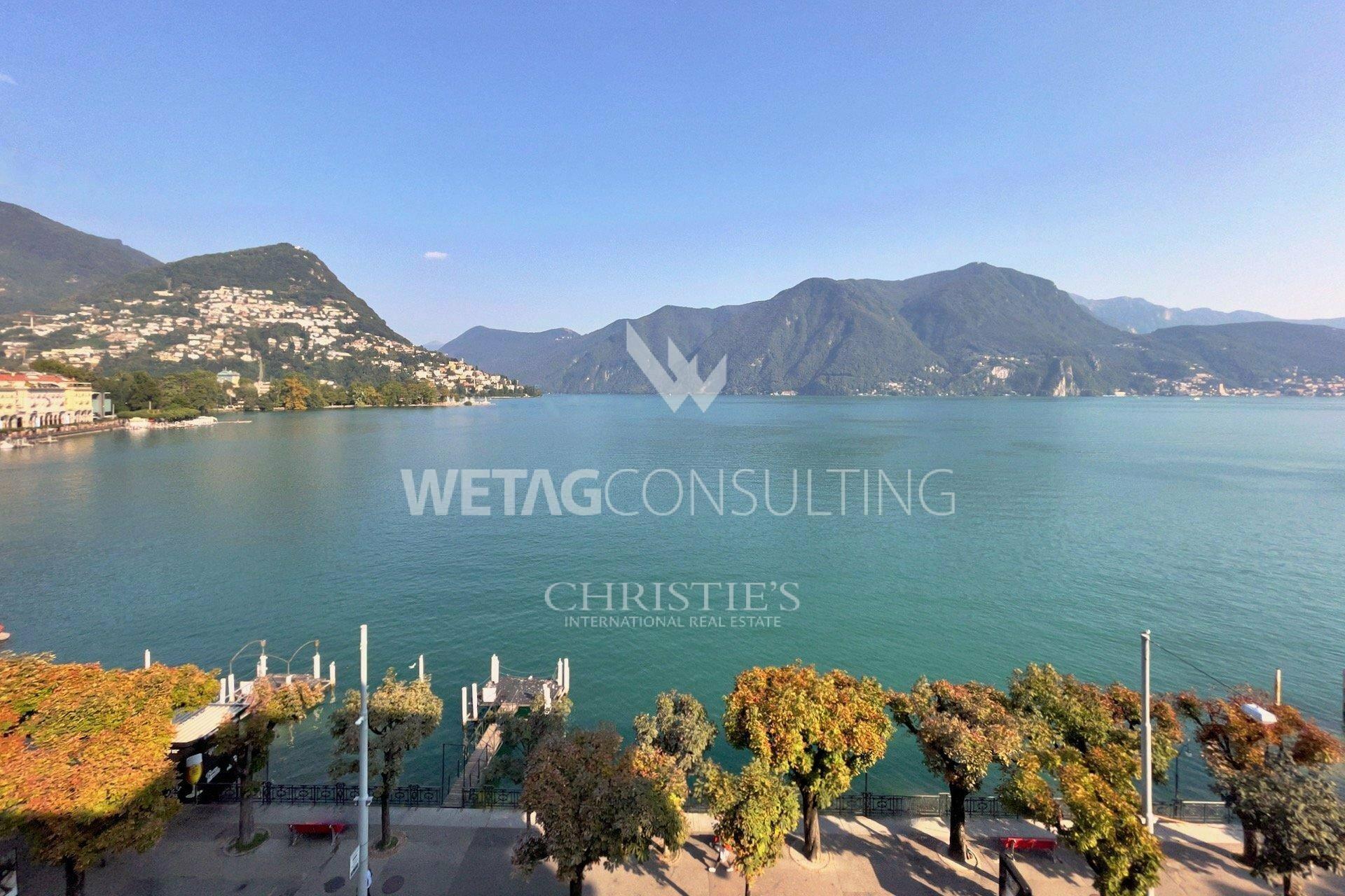 Apartment in Lugano, Ticino, Switzerland 1 - 11644693