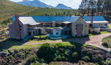 Farm Ranch in Bonnievale, Western Cape, South Africa 1