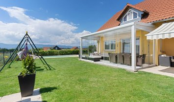 House in Gletterens, Fribourg, Switzerland 1