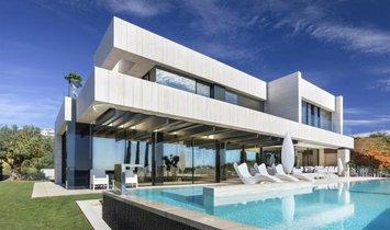 villa in Mijas, Andalusië, Spanje 1