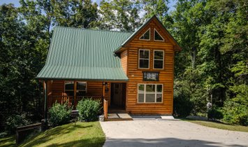 House in Gatlinburg, Tennessee, United States 1
