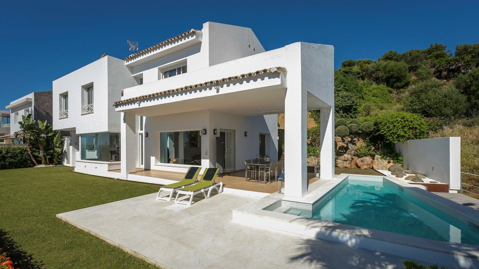 Villa in Benahavís, Andalusia, Spain 1 - 10777952