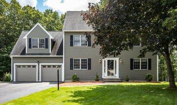 House in Haverhill, Massachusetts, United States 1