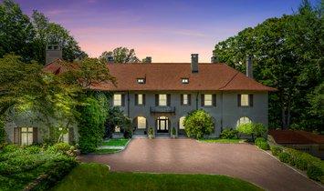 Maison à Mount Kisco, État de New York, États-Unis 1