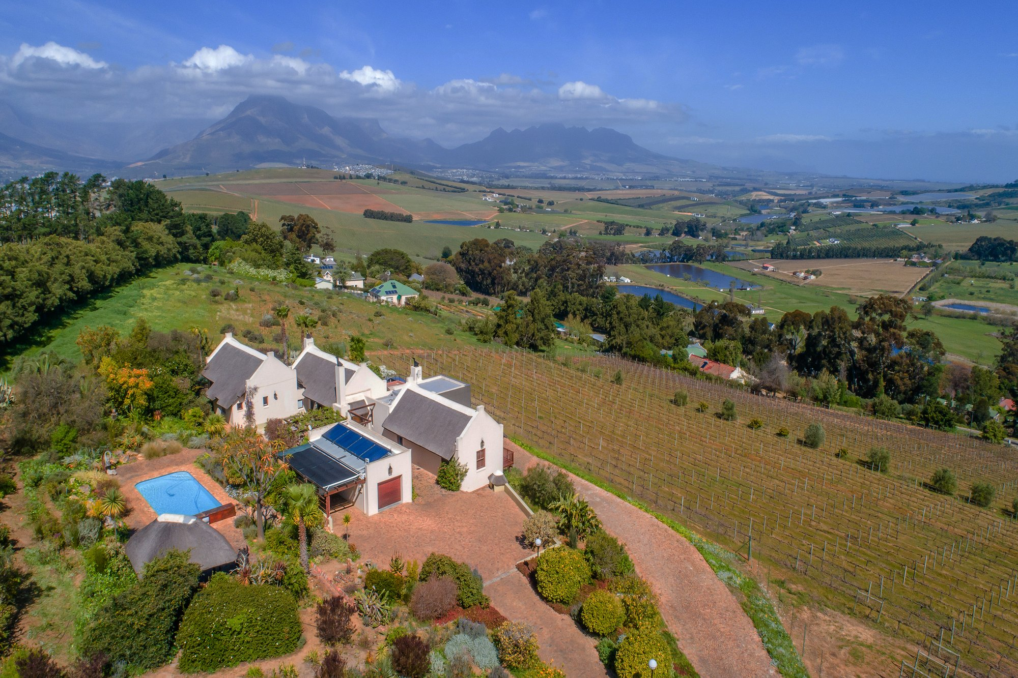 Farm Ranch in Stellenbosch, Western Cape, South Africa 1 - 1031705