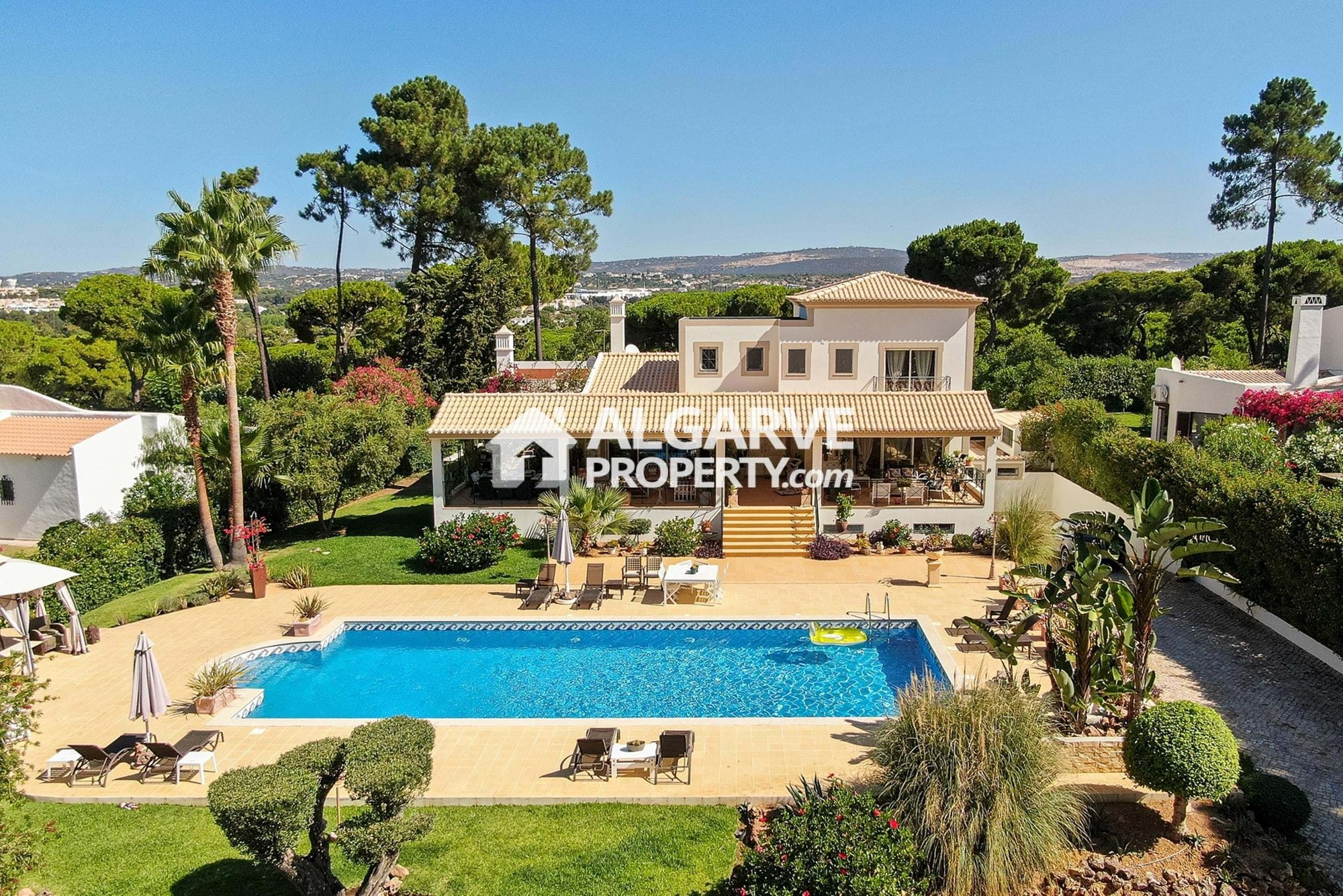 Villa in Faro, Algarve, Portugal 1 - 11651005