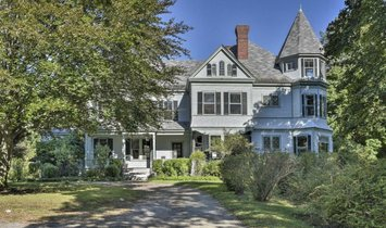 House in Keene, New Hampshire, United States 1