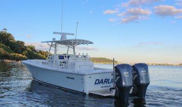 DARLIN 34'  (10.36m) Regulator 2017