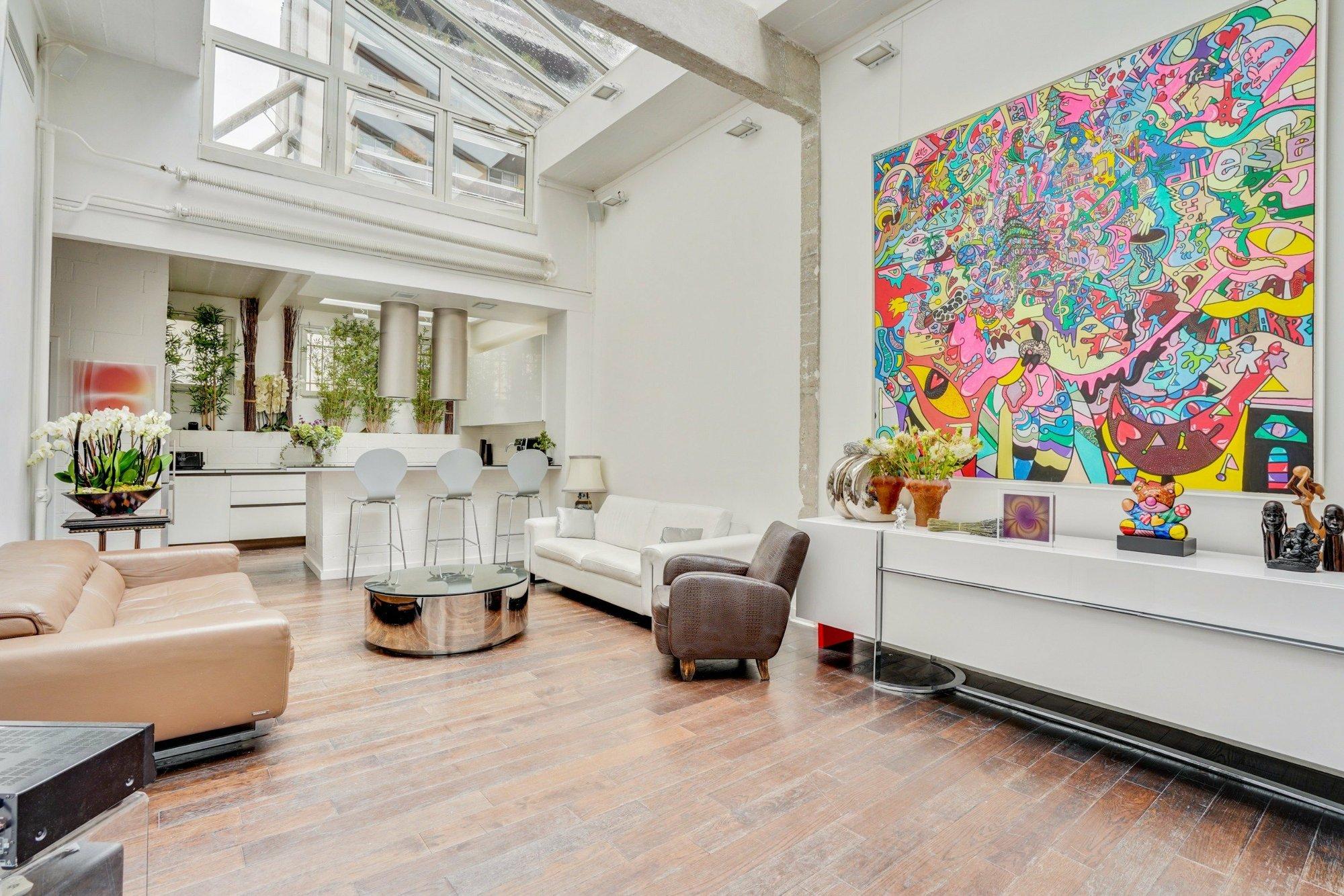 Apartment in Paris, Île-de-France, France 1 - 11653996