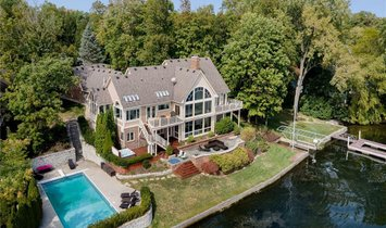 House in Lawrence, Indiana, United States 1