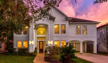 House in Bellaire, Texas, United States 1