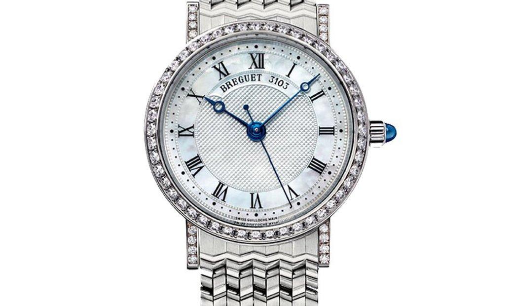 Breguet [NEW] Classique Ladies 8068BB/52/BC0/DD00 (Retail:CHF 38'700)