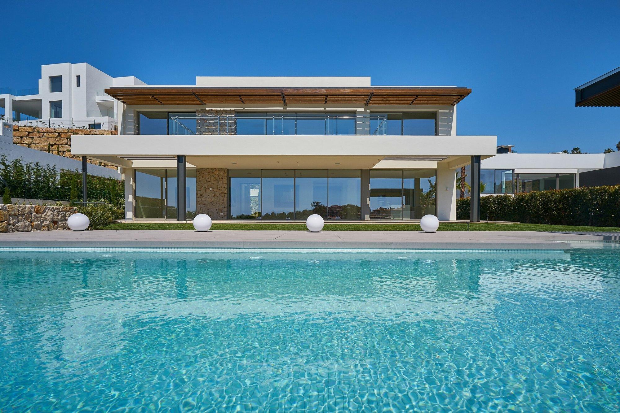 Villa in Benahavís, Andalusia, Spain 1 - 11305216