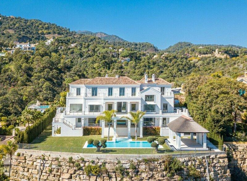 Villa in Benahavís, Andalusia, Spain 1 - 11658117