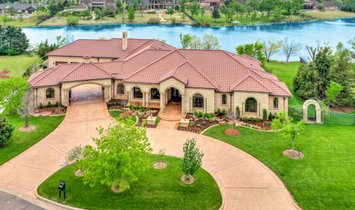 House in Edmond, Oklahoma, United States 1