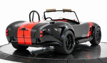1965 Shelby Backdraft Cobra RT4 - Big and Tall - Black Edition