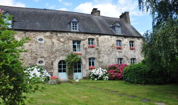 House in Ploërmel, Brittany, France 1