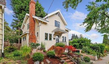 Дом в Сиэтл, Вашингтон, Соединенные Штаты Америки 1
