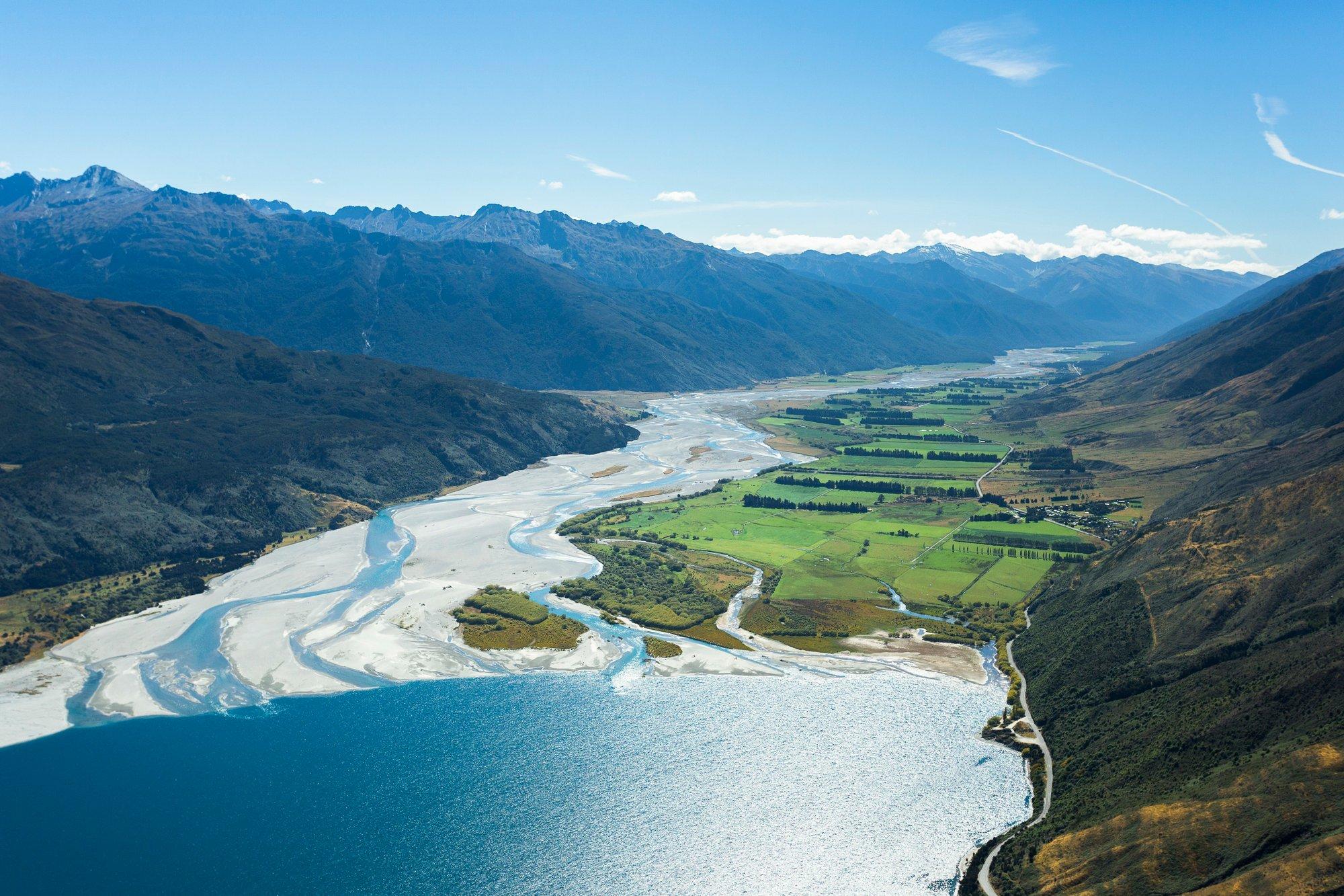 Farm Ranch in Makarora, Otago, New Zealand 1 - 11659661