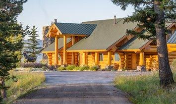 Farm Ranch in Big Sky, Montana, United States 1