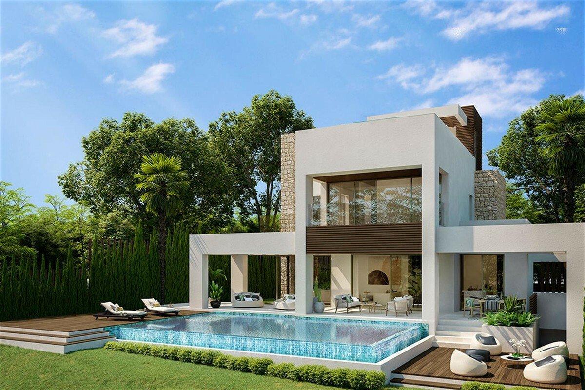 Villa in Marbella, Andalusia, Spain 1 - 11427591