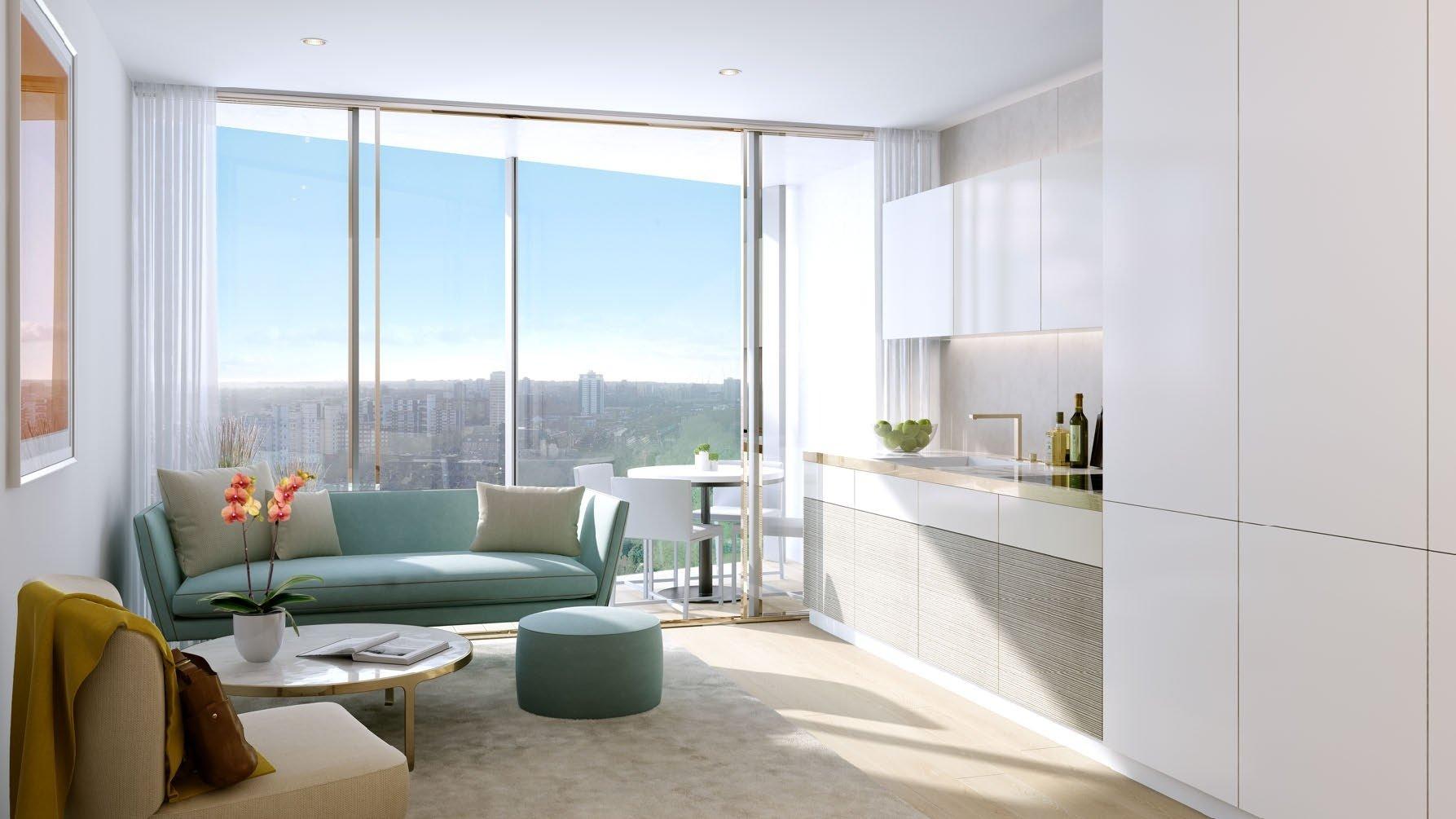Apartment in London, England, United Kingdom 1 - 11661027