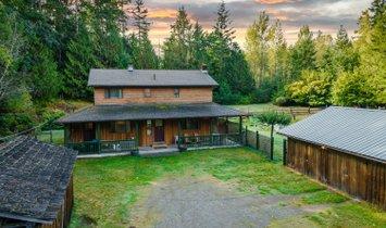 House in Qualicum Beach, British Columbia, Canada 1
