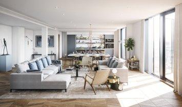Penthouse in London, England, United Kingdom 1