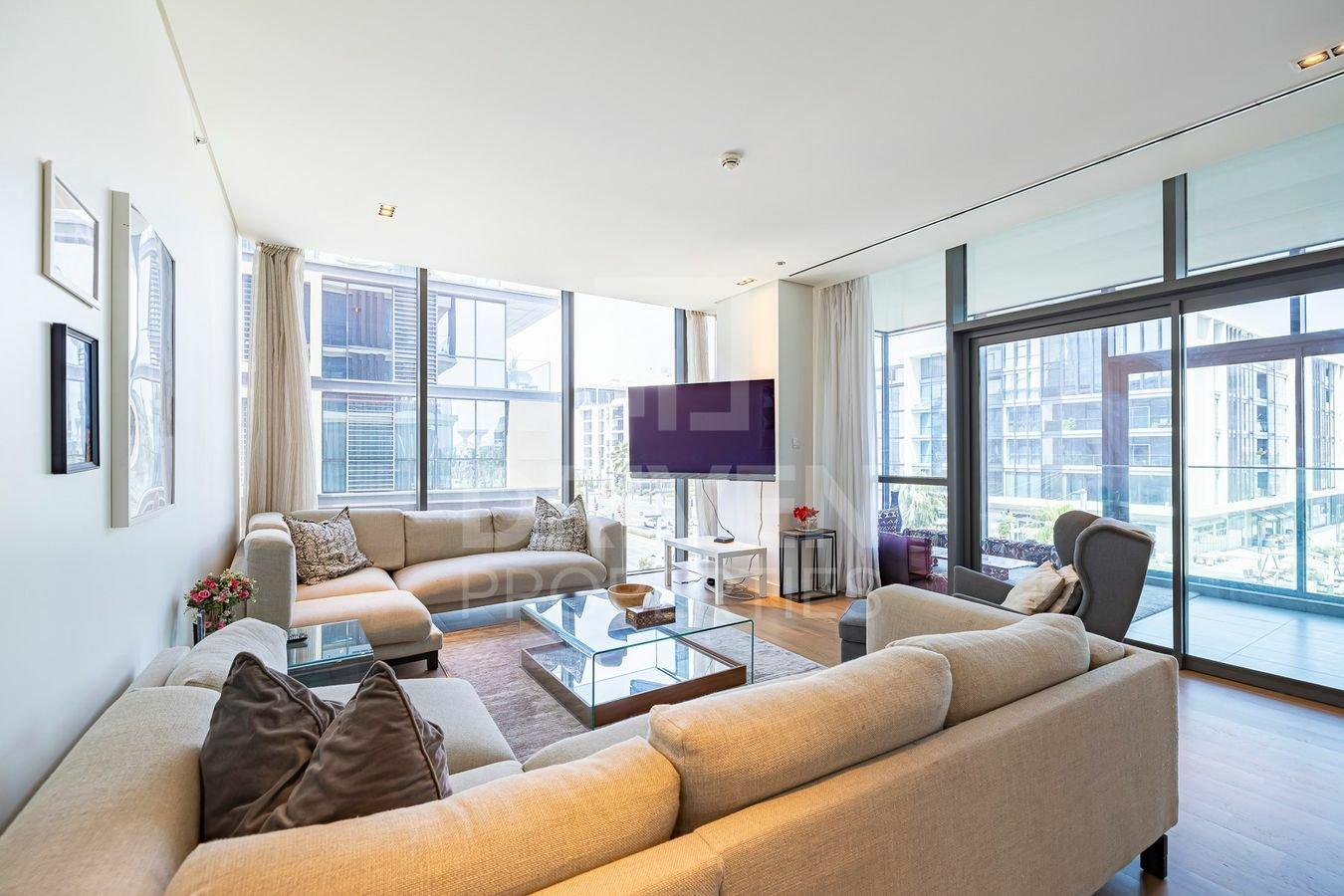 Apartment in Dubai, Dubai, United Arab Emirates 1 - 11661067