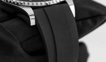 Rolex Yacht-Master 42 226659-0002 18K White Gold Black Ceramic Bezel and Black Dial