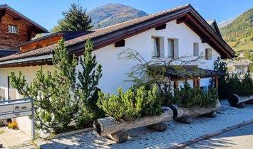 Villa in La Punt-Chamues-ch, Grisons, Switzerland 1