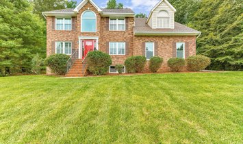 House in Huntingtown, Maryland, United States 1