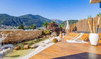 Villa in Lamone, Ticino, Switzerland 1