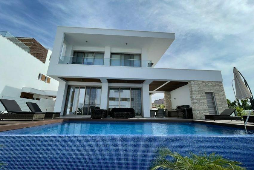 Villa a Kissonerga, Distretto di Pafo, Cipro 1 - 11426376