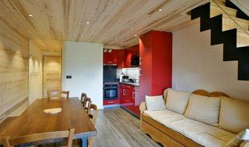 Apartment in Le Grand-Bornand, Auvergne-Rhône-Alpes, France 1
