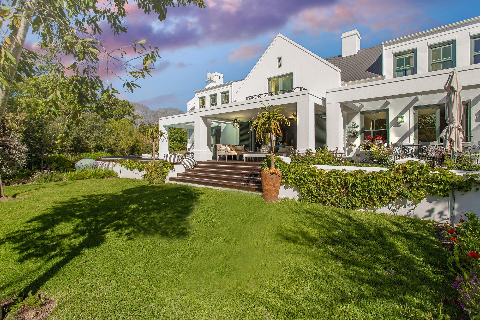 House in Stellenbosch, Western Cape, South Africa 1 - 11173545