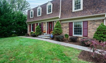 House in Rockville, Maryland, United States 1