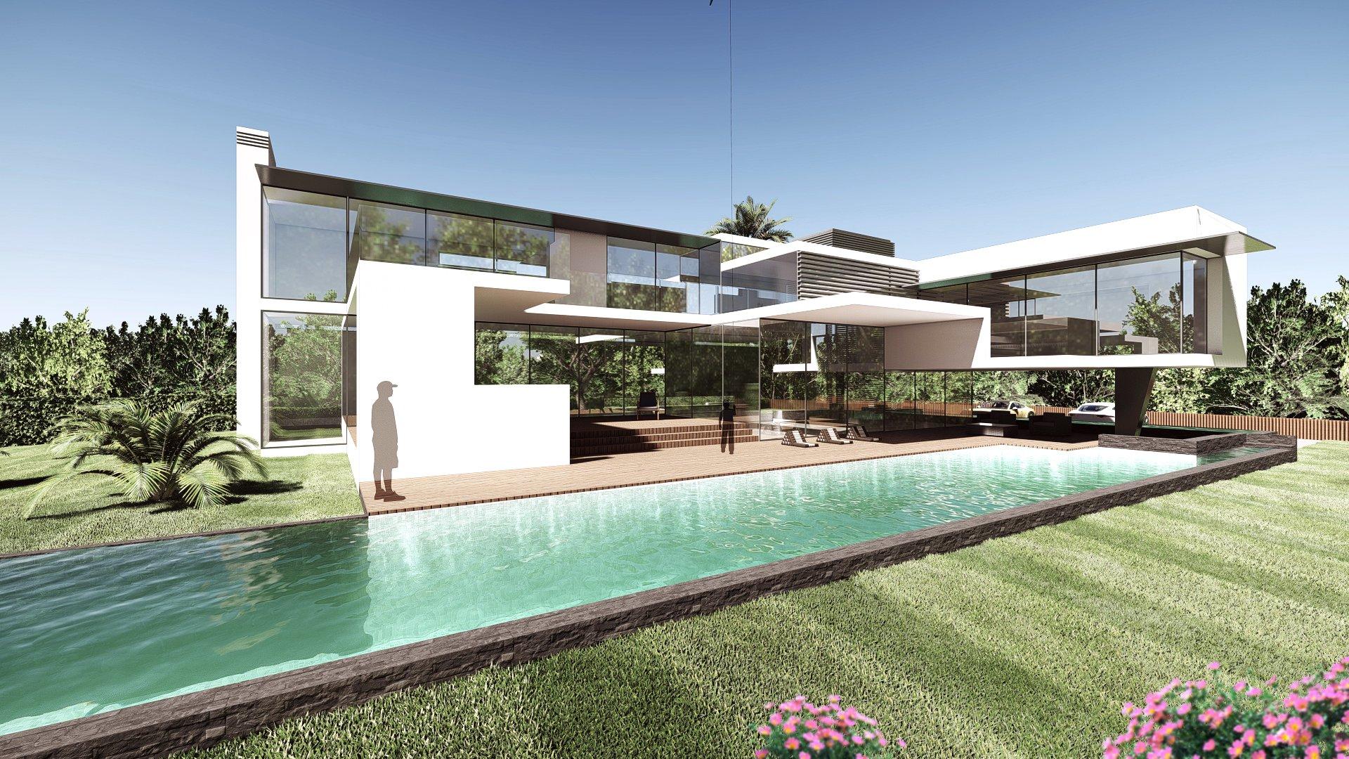 Villa in Faro, Algarve, Portugal 1 - 11540252