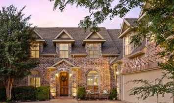 House in Allen, Texas, United States 1